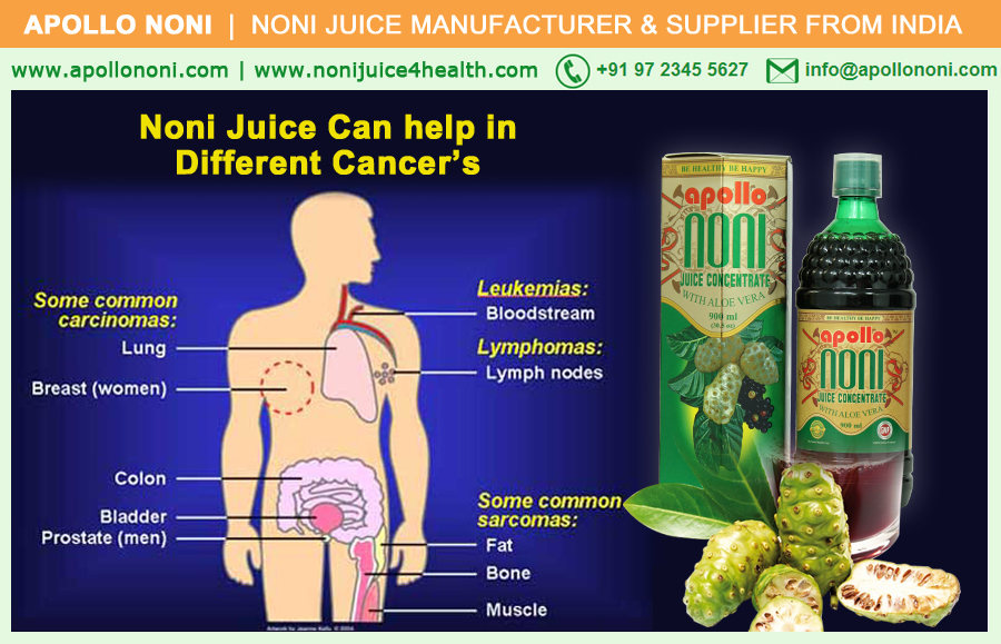Noni Juice and Cancer | Cancer Juice | Noni Juice Benefits Cancer